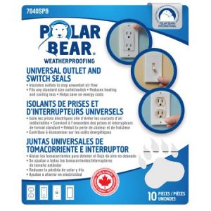 Universal Outlet Seals